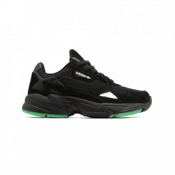 Кроссовки Adidas Falcon Black-Green