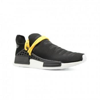 Кроссовки  Adidas х Pharell Human Race NMD Black