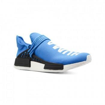 Кроссовки  Adidas х Pharell Human Race NMD Blue