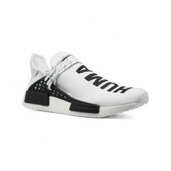 Кроссовки Adidas х Pharell Human Race NMD White