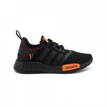 Кроссовки Adidas NMD Black-Orang