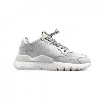 Кроссовки  Adidas Nite Jogger Light-Grey