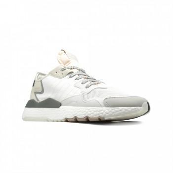 Кроссовки  Adidas Nite Jogger White