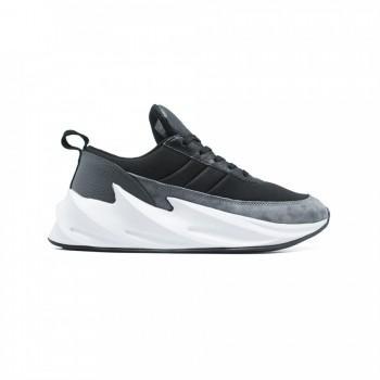 Кроссовки Adidas Sharks Grey-Black