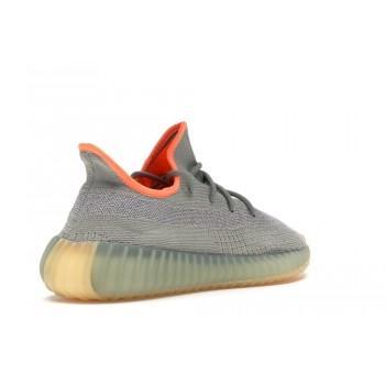 Кроссовки женские Adidas Yeezy Boost 350 V2 Reflective Desert Sage