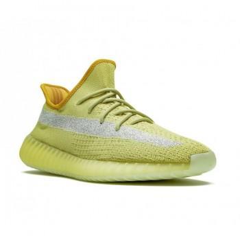 Кроссовки женские Adidas Yeezy 350 V2 Marsh