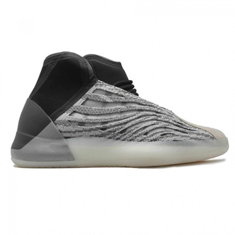 Кроссовки  Adidas Yeezy Boost Quantum Grey/Black