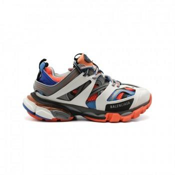 Кроссовки Balenсiaga Track Trainer Blue-Grey-Orange