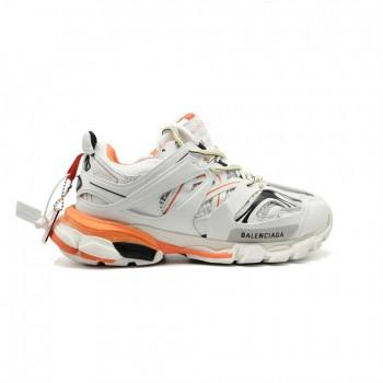 Кроссовки Balenсiaga Track Trainer White-Orange