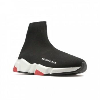 Кроссовки Balenciaga Supreme Speed Trainer Black-Red