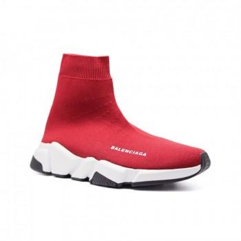 Кроссовки Balenciaga Supreme Speed Trainer Red