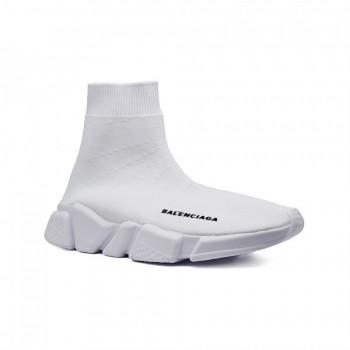 Кроссовки Balenciaga Supreme Speed Trainer Total White