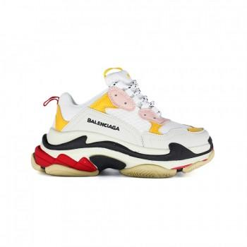 Кроссовки Balenciaga Triple S Multicolor Yellow