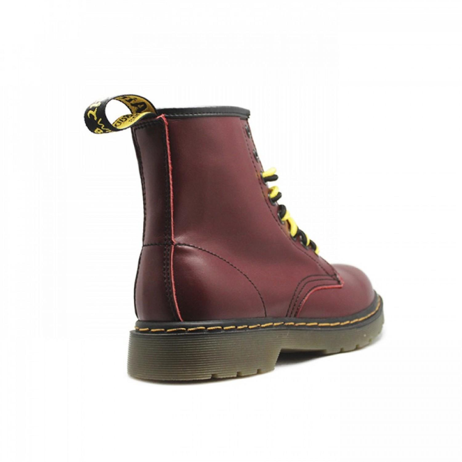Women's Boots Dr. Martens Cherry Red