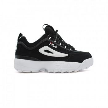 Кроссовки Fila Disruptor 2 Black-White