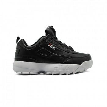 Кроссовки Fila Disruptor 2 Total Black Leather