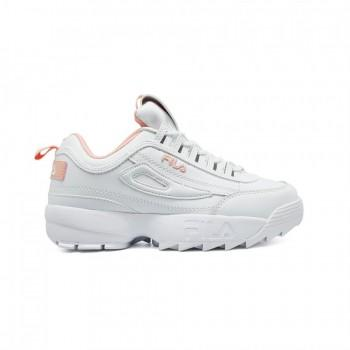 Кроссовки Fila Disruptor 2 White-Peach