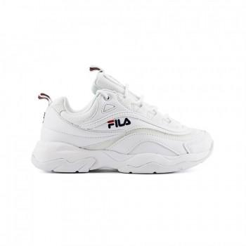 Кроссовки Fila Ray Reflect White