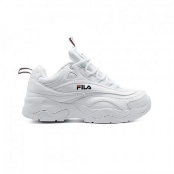 Кроссовки Fila Ray White Tricolor