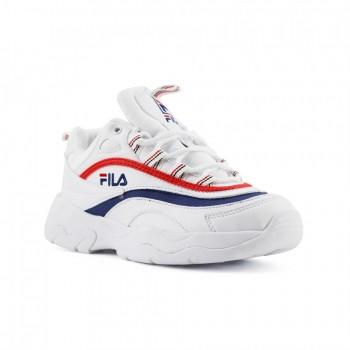 Кроссовки Fila Ray White-Red-Blue