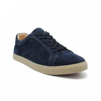 Кеды Loro Piana Freetime Walk Sneakers Navy Suede