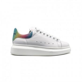 Кроссовки Alexander McQueen Luxe Glitter Rainbow