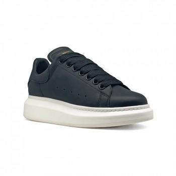 Кроссовки  женские Alexander McQueen Luxe Black/White