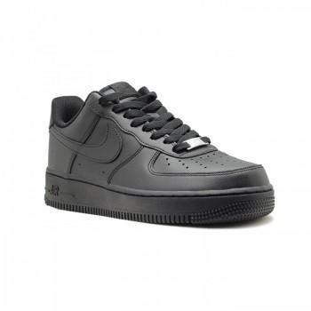 Кроссовки женские Nike Air Force AF-1 Low Black
