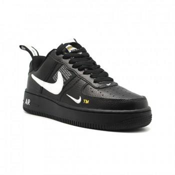 Кроссовки Nike Air Force 1 Low SE Premium Black