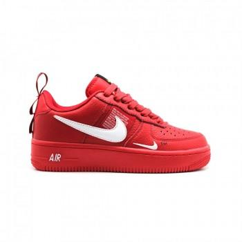 Кроссовки Nike Air Force 1 Low SE Premium Red