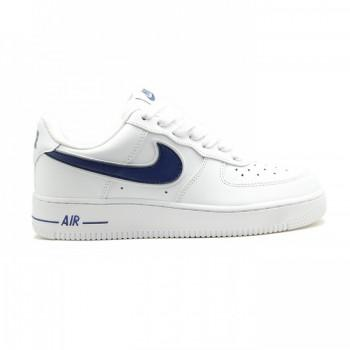 Кроссовки женские Nike Air Force AF-1 Low White-Navy