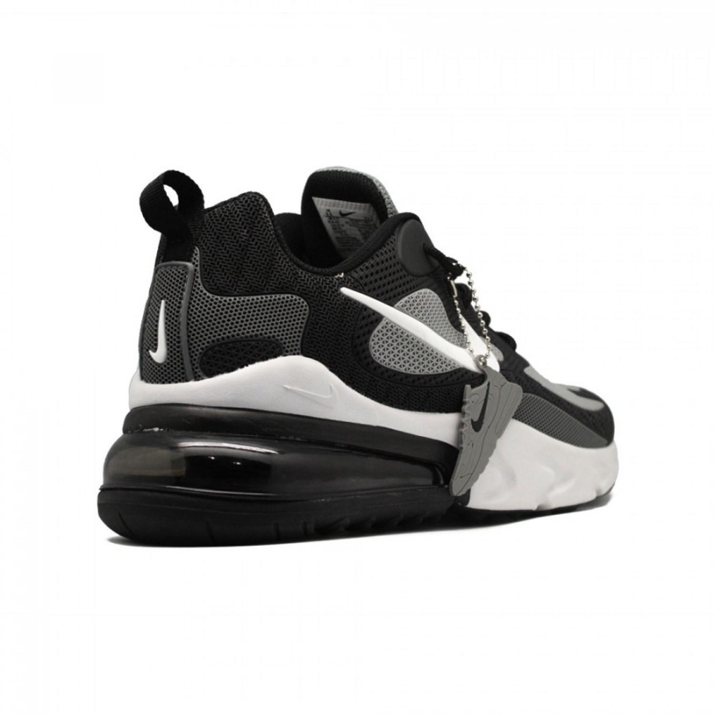Мужские кроссовки Nike Air Max 270 React Black-Grey