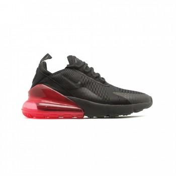 Кроссовки Nike Air Max 270 Black-Red2