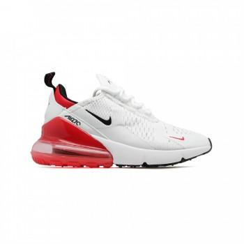 Кроссовки женские Nike Air Max 270 White-Red