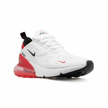 Кроссовки Nike Air Max 270 White-Red