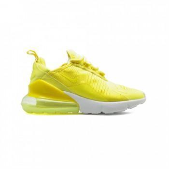 Кроссовки женские Nike Air Max 270 Желтые