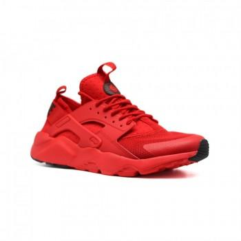 Кроссовки Nike Air Huarache  Ultra Red-Black