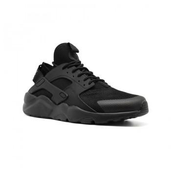 Кроссовки Nike Air Huarache  Ultra Total Black
