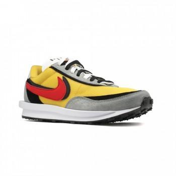 Кроссовки Nike LDV Waffle x Sacai Yellow-Grey