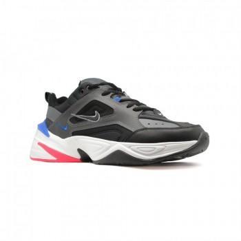 Кроссовки мужские Nike M2K Tekno Black Red