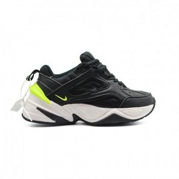 Кроссовки Nike M2K Tekno Black Neon