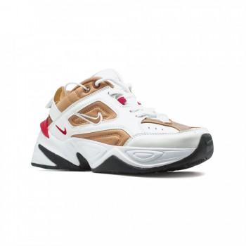Кроссовки женские Nike M2K Tekno Sail/Habanero Red