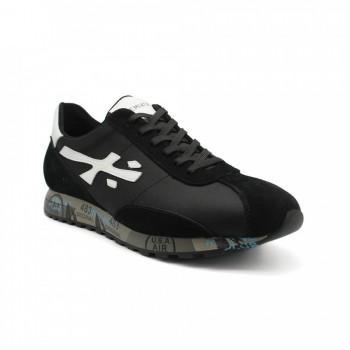 Кроссовки Premiata Hattori Sneakers Black