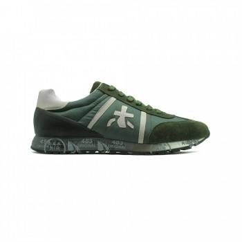 Кроссовки Premiata Lucy Sneakers Army Green