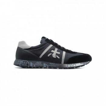 Кроссовки Premiata Lucy Sneakers Black