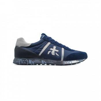 Кроссовки Premiata Lucy Sneakers Navy