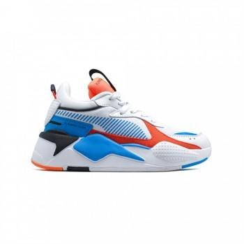 Кроссовки Puma RS-X Toys White - Orange