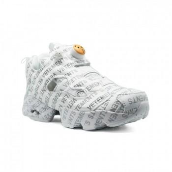 "Кроссовки женские Vetements x Reebok Insta Pump Fury ""Emoji"""