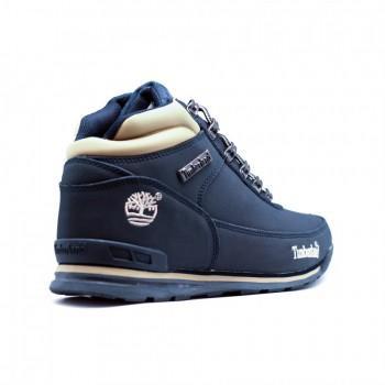 Мужские ботинки Timberland Euro Sprint Синий