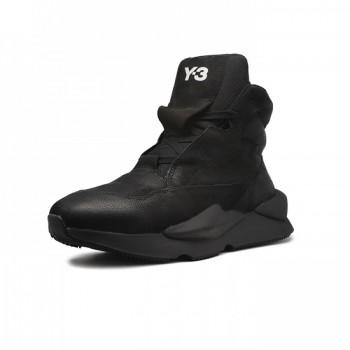 Кроссовки Y-3 Qasa and Kaiwa Chunky Black